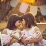 もうすぐ4歳の双子の育児